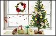 Mini Weihnachtsbäume