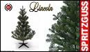 Lincoln Spritzguss Tannenbaum