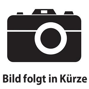 blaue glitzernde künstliche Tannengirlande Earl ca. 300cm