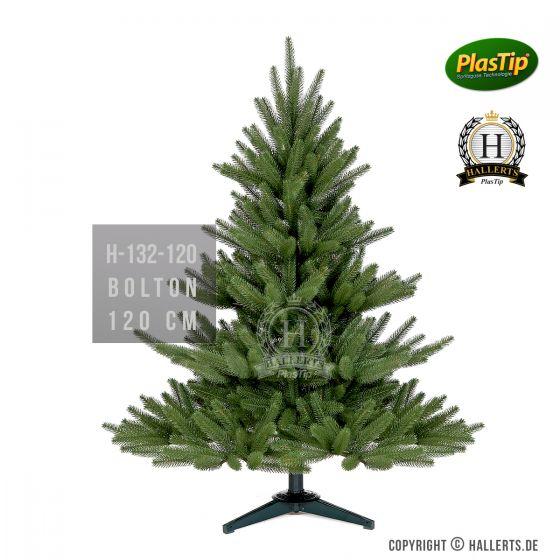 künstlicher edler Spritzguss Weihnachtsbaum Nordmanntanne Bolton ca. 120cm