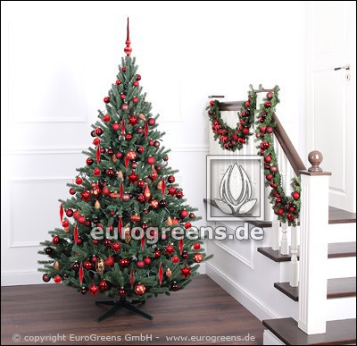 aubauanleitung richmond spritzguss tannenbaum. Black Bedroom Furniture Sets. Home Design Ideas